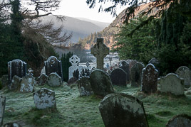 Republic of Ireland - Glendalough - december 2008