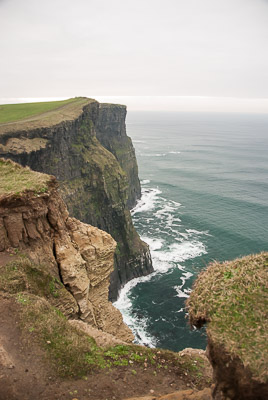Republic of Ireland - Cliffs of Moher - january 2009