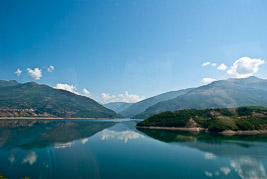 Republic of Macedonia - Mavrovo National Park - august 2011