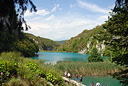 Croatia - Plitvice Lakes National Park - august 2007